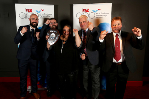 Winning an Award is seriously good for business